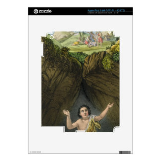 Joseph Cast into the Pit by his Brethren, from a b iPad 3 Skin