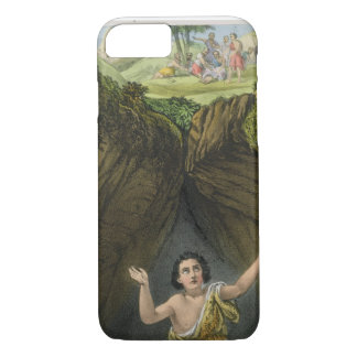 Joseph Cast into the Pit by his Brethren, from a b iPhone 8/7 Case