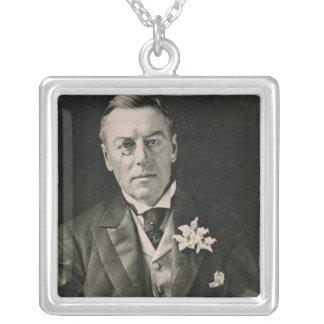 Joseph Chamberlain Silver Plated Necklace