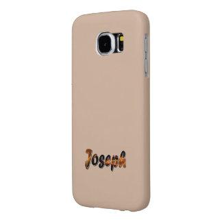 Joseph Customized Samsung Galaxy cover