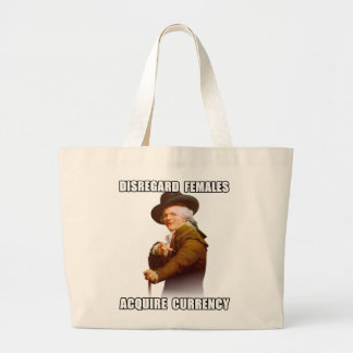Joseph Ducreux Acquire Currency Bags