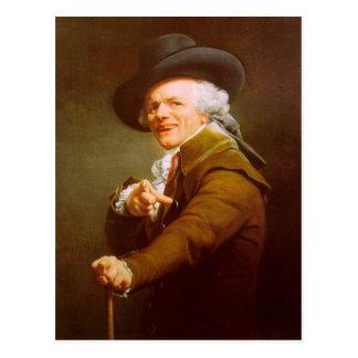 Joseph Ducreux Postcard