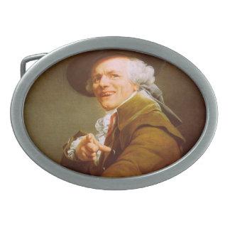 Joseph Ducreux Self Portrait Belt Buckle