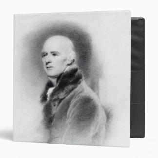 Joseph Farington, engraved by Richard Evans 3 Ring Binders