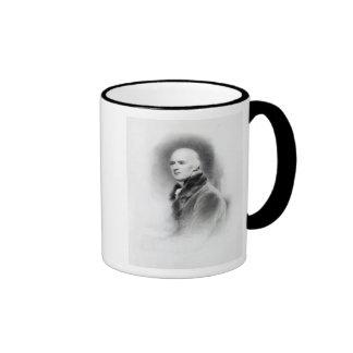 Joseph Farington, engraved by Richard Evans Ringer Coffee Mug
