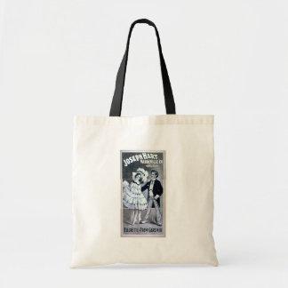 Joseph Hart Vaudeville Co. Bag