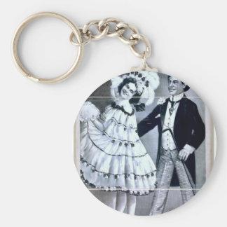 Joseph Hart Vaudeville Co. Key Chain