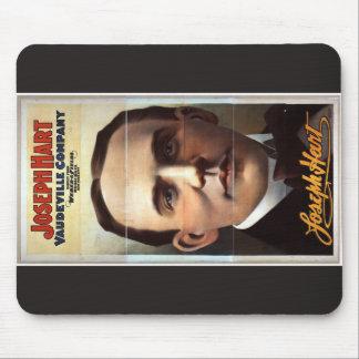 Joseph Hart Vaudeville, 'Joseph Hart' Vintage Thea Mouse Pads