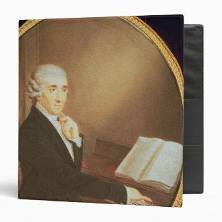 "Joseph Haydn c.1795 Carpeta 1 1/2"""