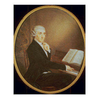 Joseph Haydn c.1795 Posters