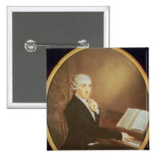 Joseph Haydn c.1795 Pinback Button