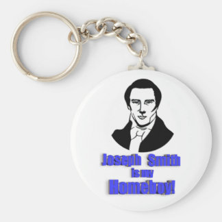 Joseph homeboy keychain
