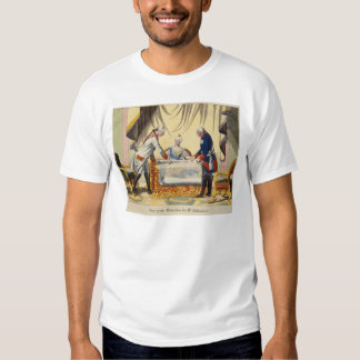 Joseph II, Catherine the Great and Frederick II Tee Shirt
