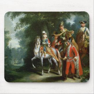 Joseph II, Emperor of Germany Mouse Pad