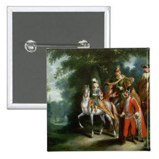 Joseph II, Emperor of Germany Pinback Button