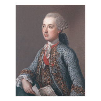 Joseph II  Holy Roman Emperor and King of Postcard