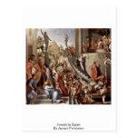 Joseph In Egypt By Jacopo Pontormo Postcard