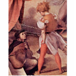 Joseph In Egypt Details By Pontormo Jacopo Cut Out