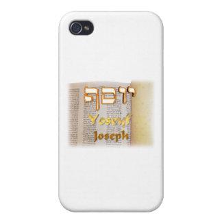 Joseph in Hebrew iPhone 4/4S Cover