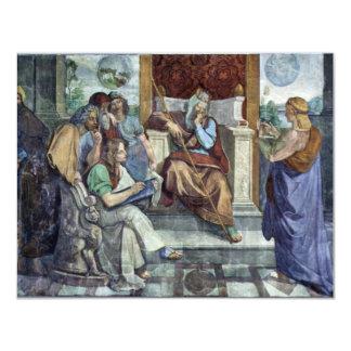 Joseph Interprets The Dreams Of Pharaoh By Corneli 4.25x5.5 Paper Invitation Card