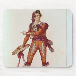 Joseph Isidore Samson  in the role of Figaro Mousepads
