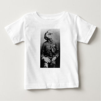 "Joseph ""John"" Merrick The Elephant Man from 1889 Baby T-Shirt"