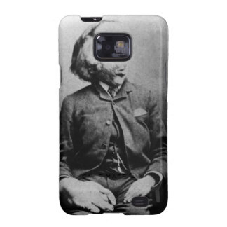 "Joseph ""John"" Merrick The Elephant Man from 1889 Galaxy S2 Case"