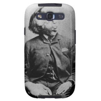 "Joseph ""John"" Merrick The Elephant Man from 1889 Samsung Galaxy S3 Case"