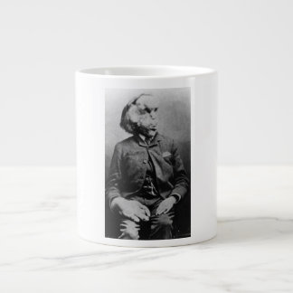 "Joseph ""John"" Merrick The Elephant Man from 1889 20 Oz Large Ceramic Coffee Mug"