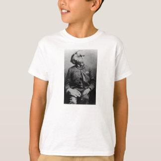 "Joseph ""John"" Merrick The Elephant Man from 1889 T-Shirt"