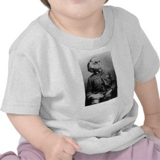 "Joseph ""John"" Merrick The Elephant Man from 1889 T-shirts"
