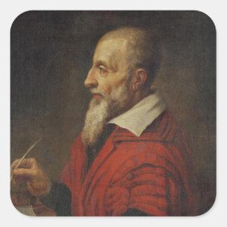 Joseph Justus Scaliger Square Sticker