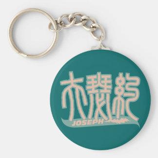 Joseph - Kanji Name Keychain