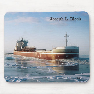 Joseph L. Block mousepad