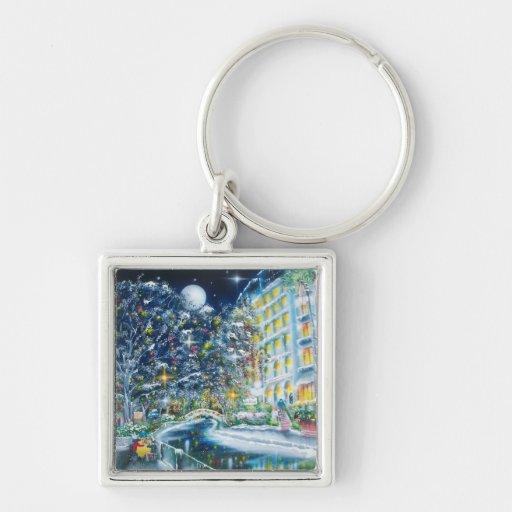 Joseph-La Mancion del Rio Hotel-San Antonio Key Chain