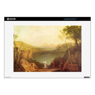 "Joseph Mallord Turner - Aeneas and Cybelle at Lake Decal For 15"" Laptop"