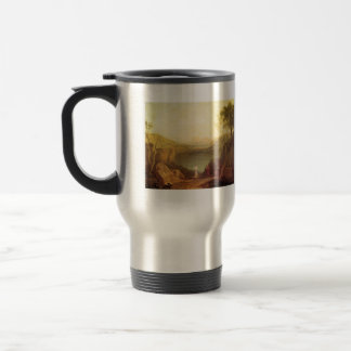 Joseph Mallord Turner - Aeneas and Cybelle at Lake 15 Oz Stainless Steel Travel Mug