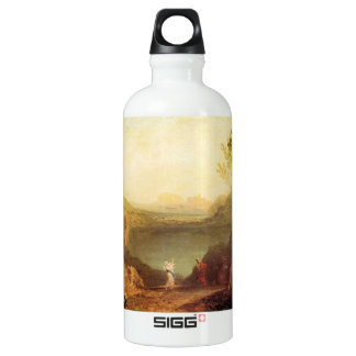 Joseph Mallord Turner - Aeneas and Cybelle at Lake SIGG Traveler 0.6L Water Bottle