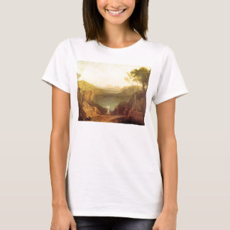 Joseph Mallord Turner - Aeneas and Cybelle at Lake T-Shirt