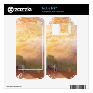 Joseph Mallord Turner - Arch of Constantine Rome Decal For Nokia N97