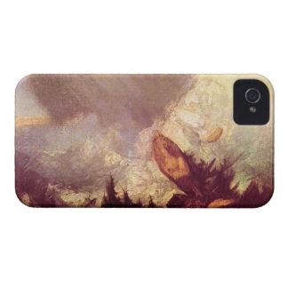 Joseph Mallord Turner - Avalanche iPhone 4 Case