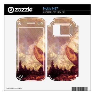 Joseph Mallord Turner - Avalanche Nokia N97 Skin