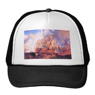 Joseph Mallord Turner - Battle of Trafalgar 2 Hats