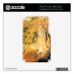 Joseph Mallord Turner - Beech woods with Gypsies 2 Skin For iPod Touch 4G