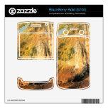 Joseph Mallord Turner - Beech woods with Gypsies 2 BlackBerry Bold Skins
