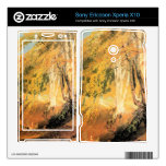Joseph Mallord Turner - Beech woods with Gypsies 2 Xperia X10 Mini Pro Skin