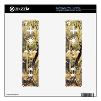 Joseph Mallord Turner - Birch woods with Gypsies Nintendo Wii Remote Decal