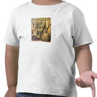 Joseph Mallord Turner - Birch woods with Gypsies Tee Shirt