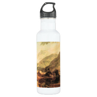 Joseph Mallord Turner - Bonneville Savoy with Mont Water Bottle