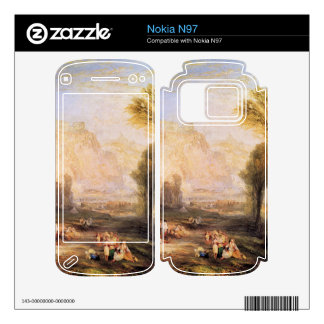 Joseph Mallord Turner - Bright stone of honor Skin For Nokia N97